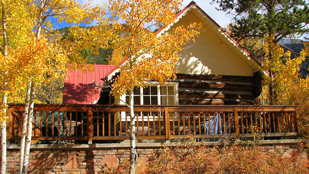 Twin Lakes Colorado Mount Elbert Lodge Mount Elbert Lodge
