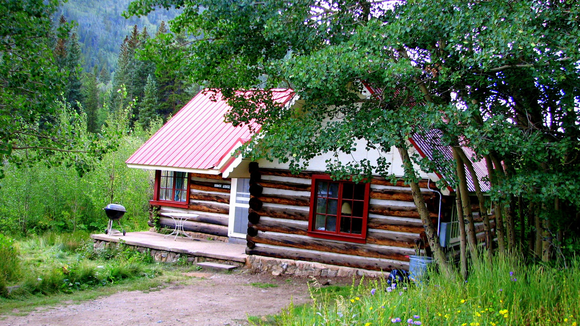 Welcome to the Beaver Lodge Cabin at Mount Elbert Lodge
