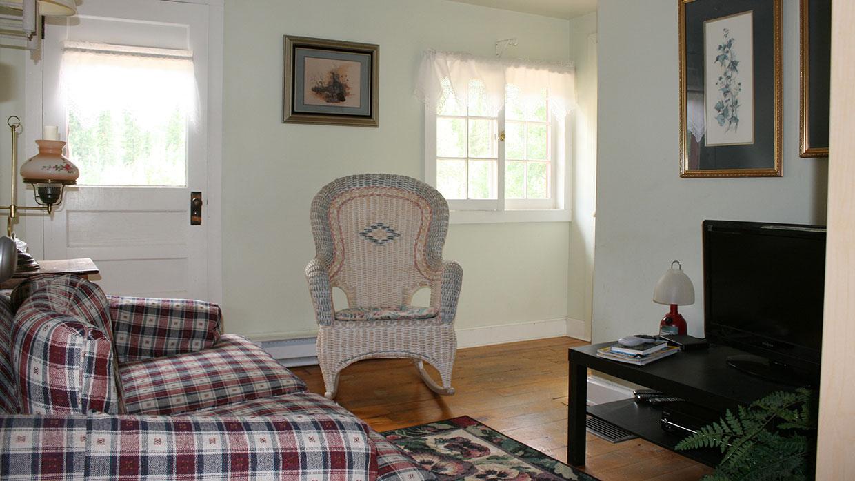 Lodge TV Room