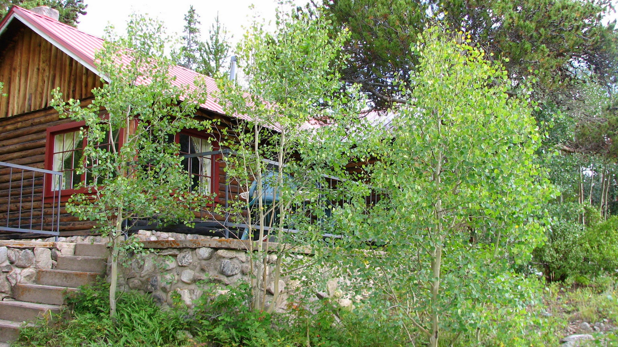 A perfect vacation getaway for 4 people, Tall Pine cabin.