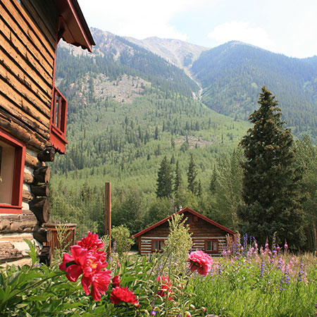Mt. Elbert Lodge Spring